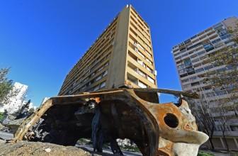Évacuation du ''Squat culture'' de Marseille