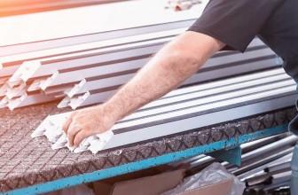Menuiserie en aluminium : un ouvrage haut de gamme
