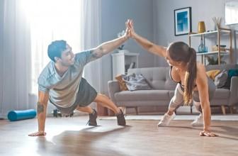 Musculation à la maison : les meilleurs exercices