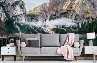 Le papier peint panoramique, une recette simple pour une décoration d'intérieur spectaculaire