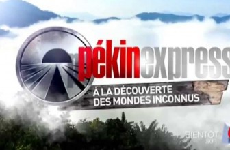 Retour surprise de l'émission Pékin Express