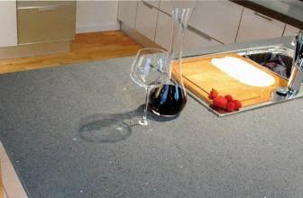 Les plans de cuisine en quartz de synthèse sont-ils dangereux ?