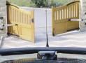 Comment fonctionne un portail électrique ?