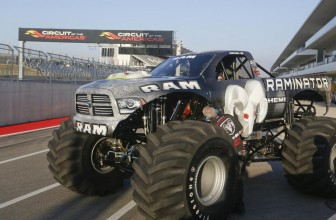Le Monster Truck le plus imposant du monde