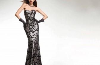 Une soirée de gala qui approche et pas encore de robe ?