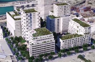 À Marseille, le concept de smartville devient réalité