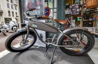 Gorille Cycles dévoile son nouveau vélo électrique vintage
