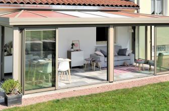 Les vérandas comme solution moderne idéale pour l'agrandissement de maison