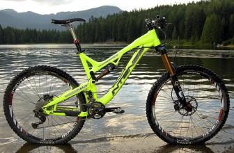 Un vélo vtt enduro pas cher pour faire du sport extrême