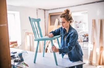Faire ses meubles soi-même, la tendance 2020