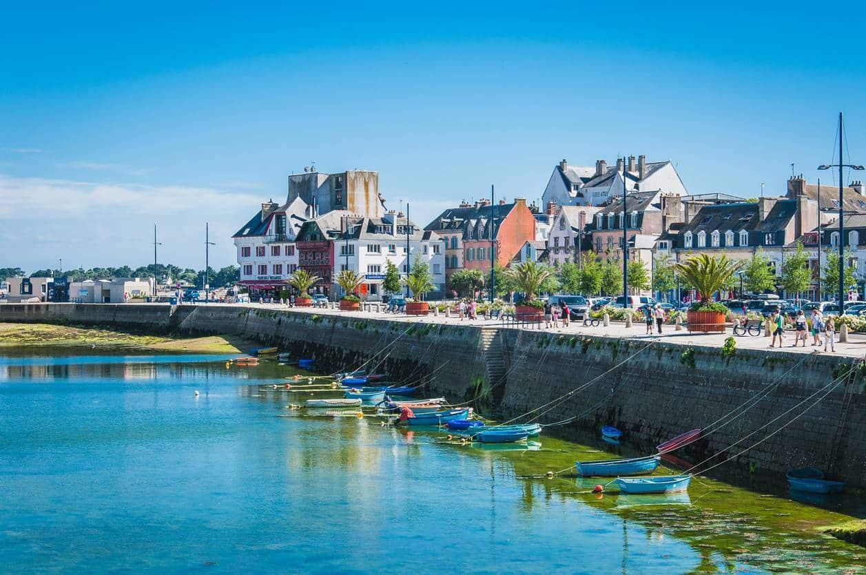 Bretagne résidence secondaire